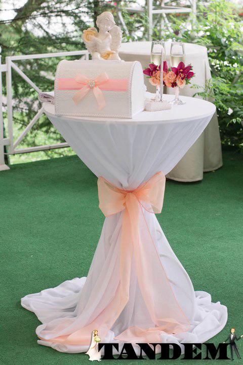 Столик для выездной церемонии