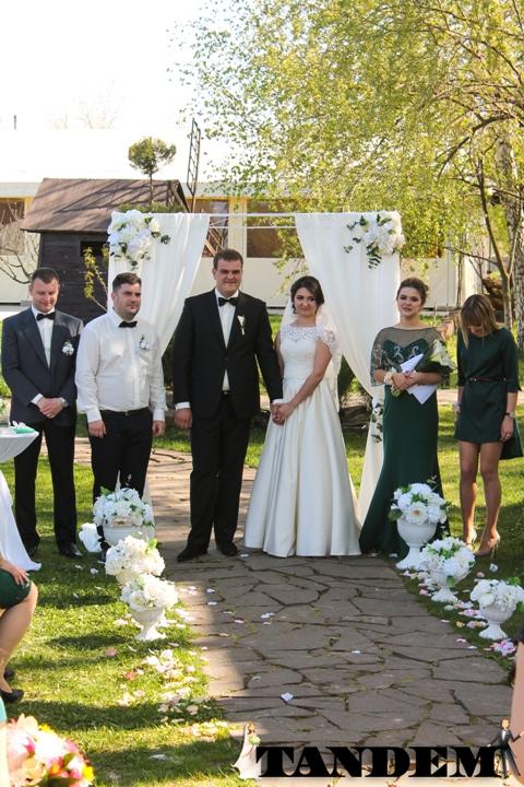 Свадьба в ресторане Купава