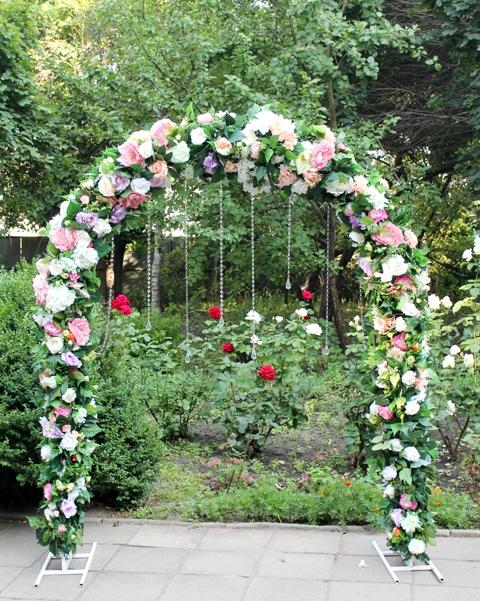 Цветочная арка