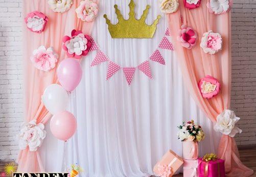 Фотозона Принцесса